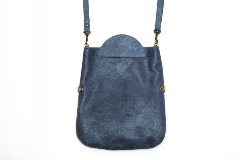 sac cuir JAVA bleu pétrole-eber-specher-maroquineries