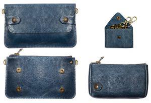 pochette bel air bleu canard- galerie-eber-specher-maroquineries