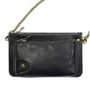 pochette bel air noir mat-eber-specher-maroquineries