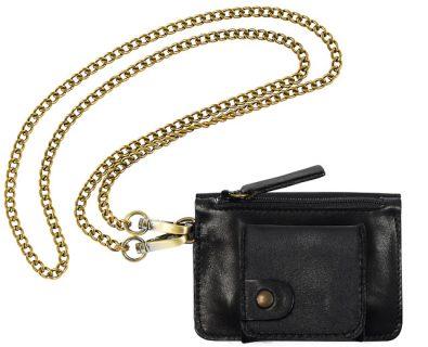 porte monnaie gaity noir mat galerie -eber-specher-maroquineries