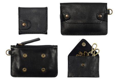 porte monnaie gaity noir mat galerie-eber-specher-maroquineries