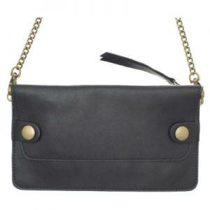 sac plaisance noir mat -eber-specher-maroquineries