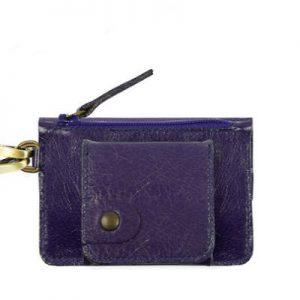 porte monnaie gaity violet-eber-specher-maroquineries