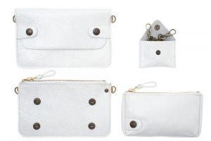 pochette bel air blanc- galerie-eber-specher-maroquineries