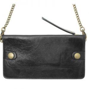 sac plaisance noir -eber-specher-maroquineries